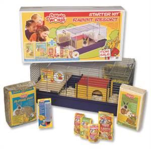 LW Starter Kit - králík