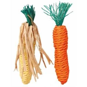 Slaměná zelenina