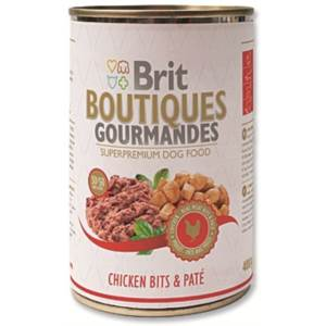 Brit Boutiques Gourmandes Chicken Bits & Paté