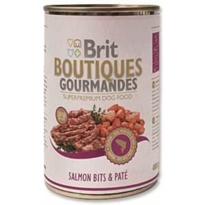 Brit Boutiques Gourmandes Salmon Bits&Paté