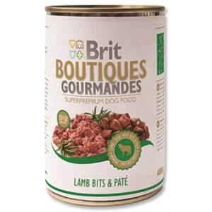 Brit Boutiques Gourmandes Lamb Bits&Paté