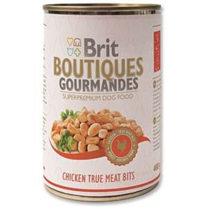 Brit Boutiques Gourmandes Chicken True Meat Bits