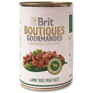 Brit Boutiques Gourmandes Lamb True Meat Bits