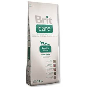 Brit Care Senior All Breed Lamb & Rice