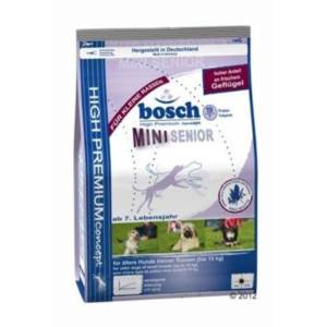 Bosch Dog Adult Mini Senior 2.5 kg