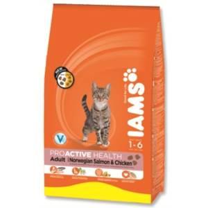 IAMS Cat rich in Salmon 3 kg