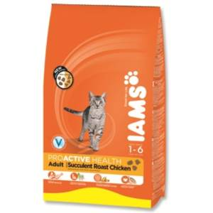 IAMS Cat rich in Chicken