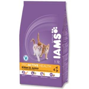 IAMS Kitten rich in Chicken