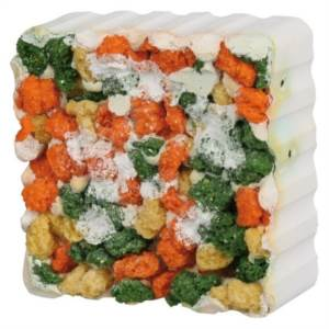 Kámen se zeleninou