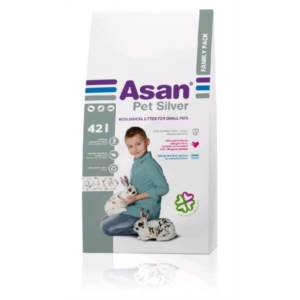 Asan Pet Silver 42 l