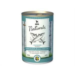 Naturals konzerva Mackerel