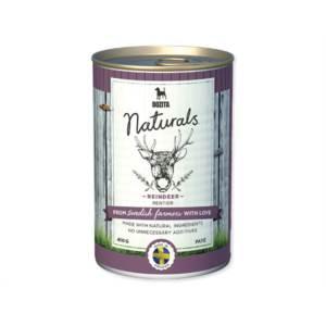 Naturals konzerva Reindeer