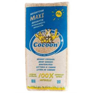 Konopne pazderi Cocoon