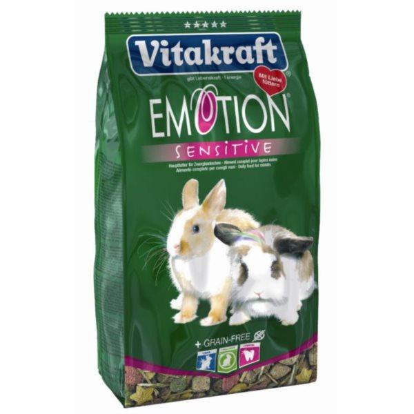 Emotion Sensitive - králík