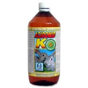 Acidomid K - králíci