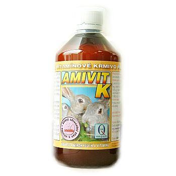 Aquamid / Amivit K - králíci