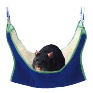 Hamaka pro potkany a větší hlodavce hnědé