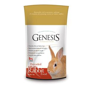 Genesis Rabbit Alfalfa