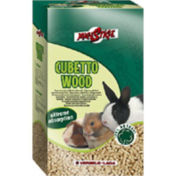 Cubetto Wood podestýlka