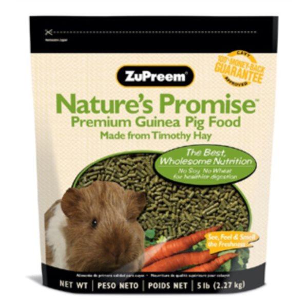 ZuPreem Nature's Promise Guinea Pig pro morčata