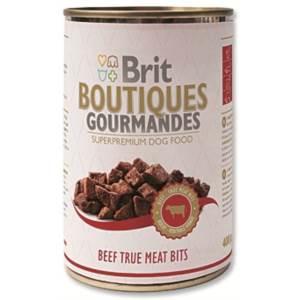 Brit Boutiques Gourmandes Beef True Meat Bits