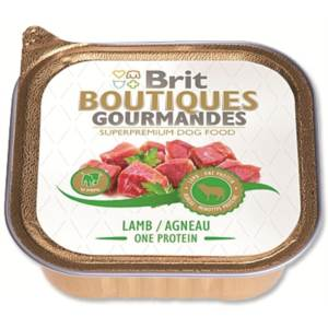 Brit Boutiques Gourmandes Lamb Puppy One Meat