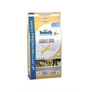 Bosch Dog Adult Mini Jehněčí & rýže  3 kg