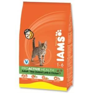 IAMS Cat rich in Lamb