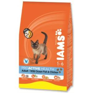 IAMS Cat rich in Ocean Fish