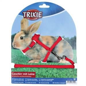 Postroj pro králíky a morčata