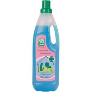 Antibakteriální čistící přípravek na podlahy