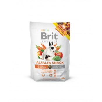 Brit Animals / Alfalfa Snack for Rodents