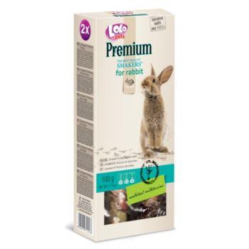 Lolo Pets / Premium Smakers pro králíky