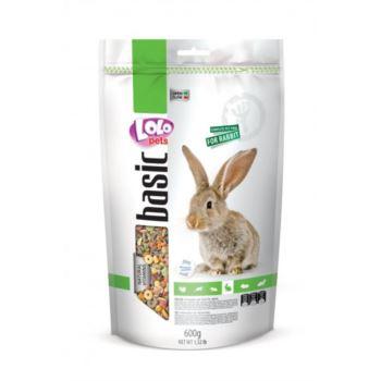 Lolo Pets / Basic kompletní krmivo pro králíky