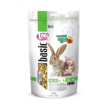 Lolo Pets / Basic ovocné krmivo pro králíky a křečky