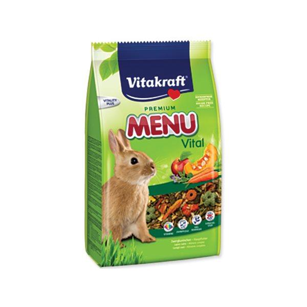 Menu Vital králík 3 kg