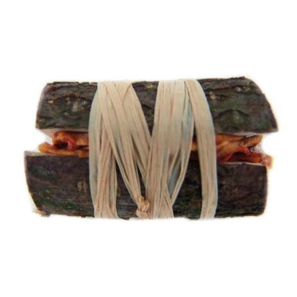 Dřevěný sendvič