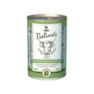 Naturals konzerva Beef