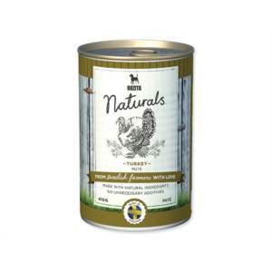 Naturals konzerva Turkey