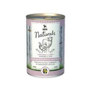 Naturals konzerva Chicken & Lamb