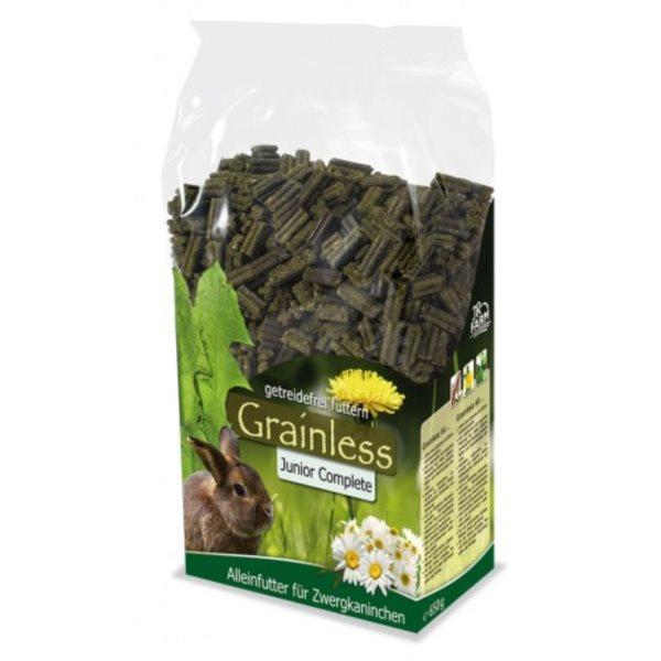 JR Grainless Complete Junior králík