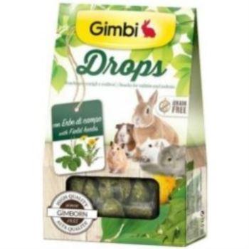 Gimborn / Drops Grain Free polní bylinky