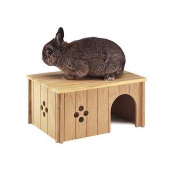 Ferplast / Domeček dřevěný velký
