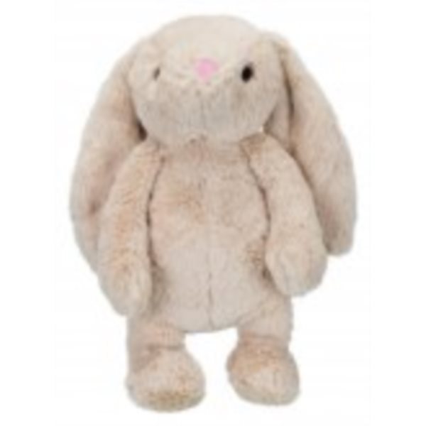 Plyšový králík s dlouhýma ušima