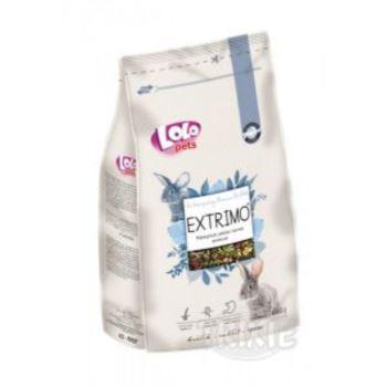 Lolo Pets / Extrimo kompletní krmivo pro králíky