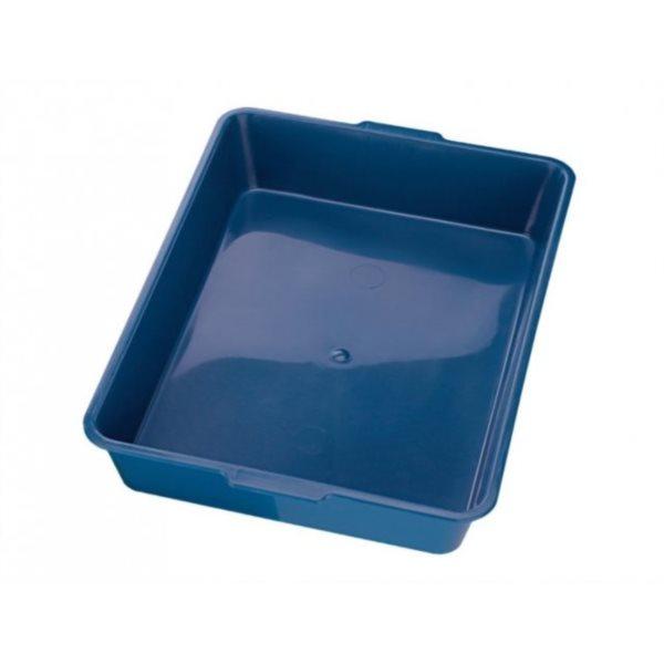 Economy toaleta modrá
