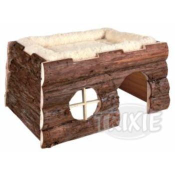 Trixie / Natural Living přírodní dřevěný dům TILDE