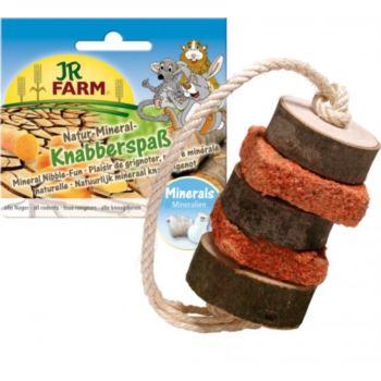 JR Farm / JR Dřevo s minerály