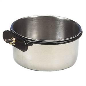 Nerezová miska se šroubovacím úchytem 150 ml