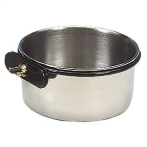 Nerezová miska se šroubovacím úchytem 850 ml